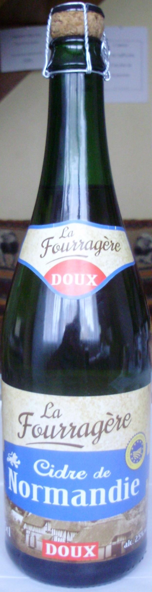 Cidre de Normandie, Doux (alc. 2,5 % vol) - Product - fr