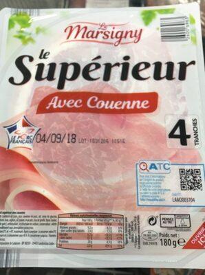 Le superieur - Produit - fr
