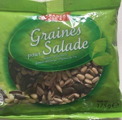 Graines pour salade - Produit - fr