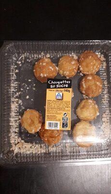 Chouquettes au sucre - Produit - fr