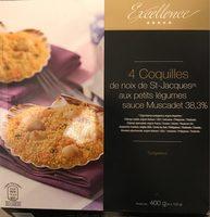 Coquilles Saint Jacques - Produit