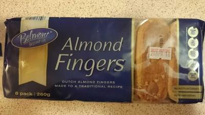 Almond Fingers - 1