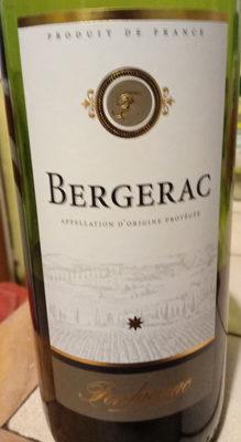 Bergerac Frontignac 2010 - Produit - fr
