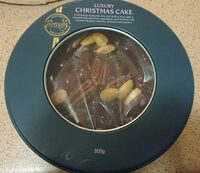 Luxury Christmas Cake - Produit - en
