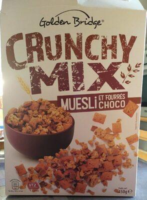 Crunchy mix muesli chocolat - Prodotto