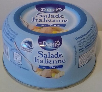 Salade americaine au thon - Product