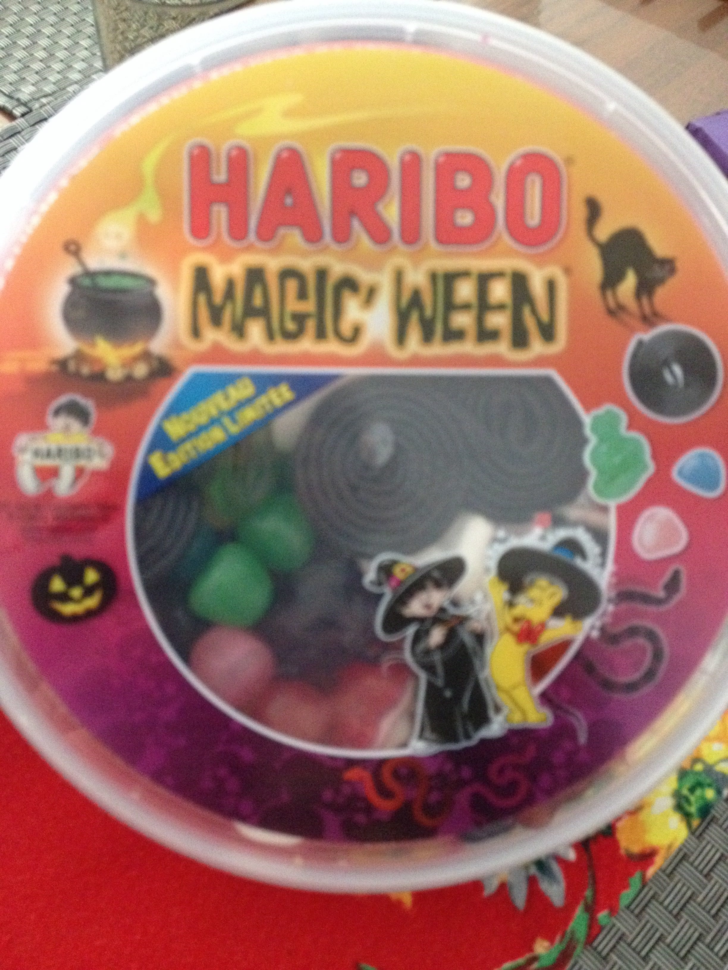 Magic'Ween - Produkt - fr