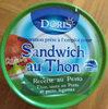 Préparation sandwich au thon cette pesto - Produit
