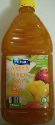 Apple and Mango Juice - Product