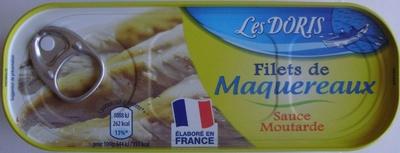 Filets de Maquereaux Sauce moutarde - Product