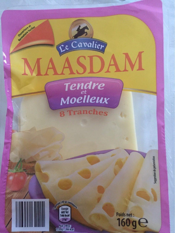 Maasdam tendre et moelleux - Product