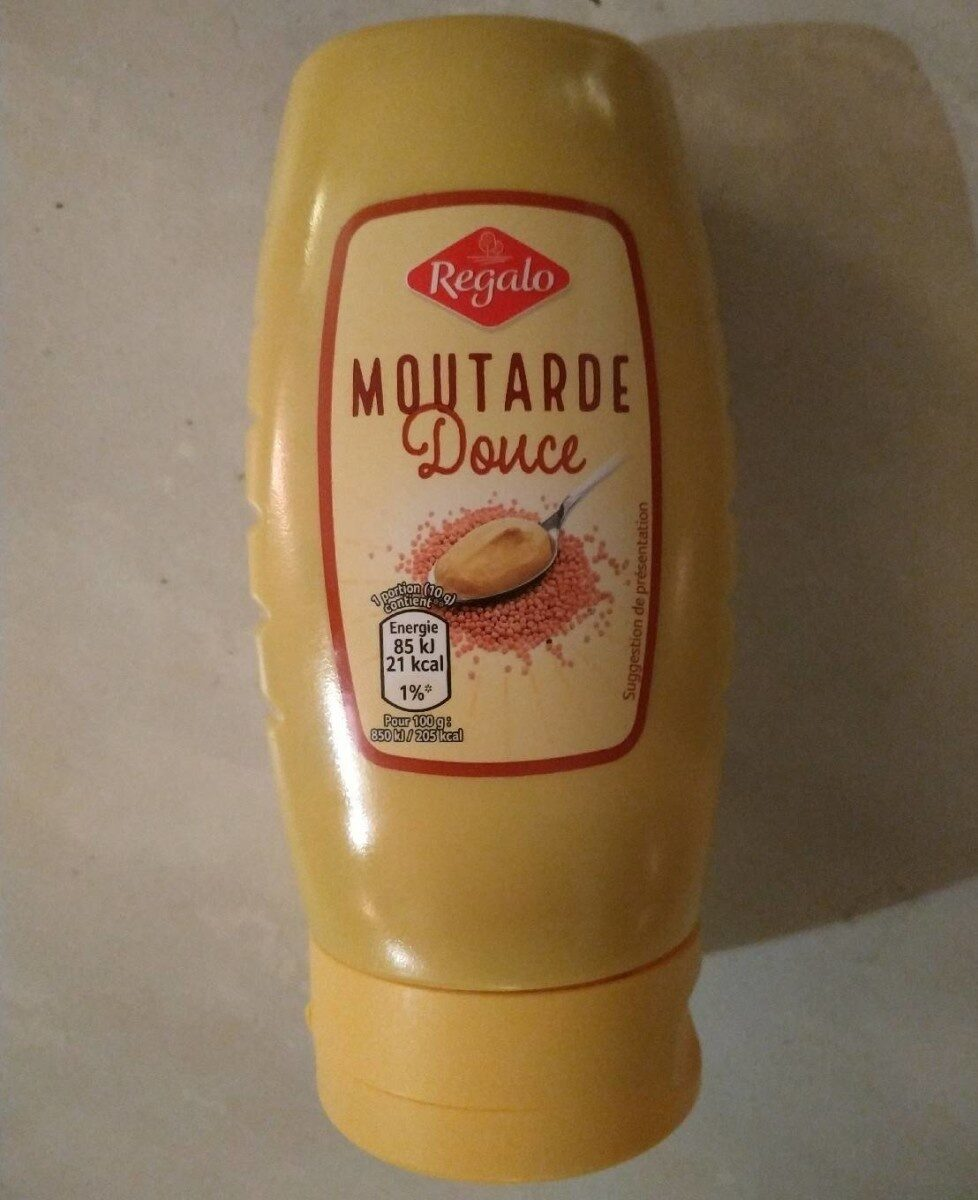 Moutarde douce - Producto - fr