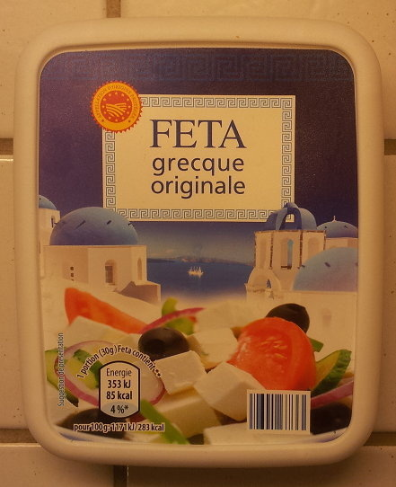 Feta grecque originale - Product