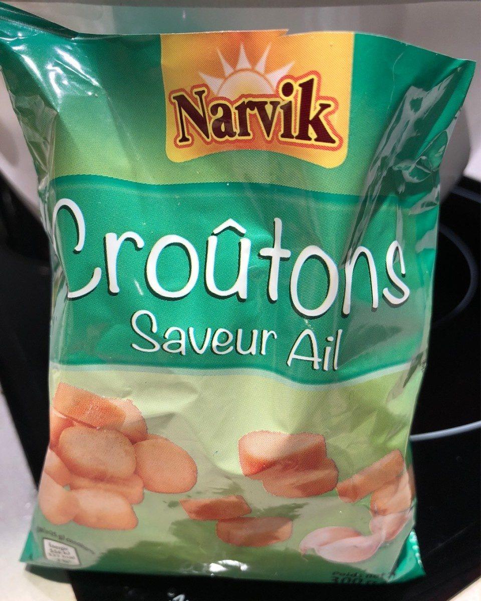 Croutons ail manapain - Produit
