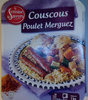 Couscous, Poulet Merguez - Product