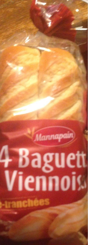 Baguettes Viennoises - Produit - fr