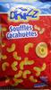 Soufflés cacahuète - Produit