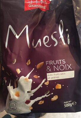 Muesli Triple Choc - Product