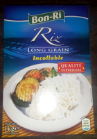 Riz Long Grain Incollable - Product