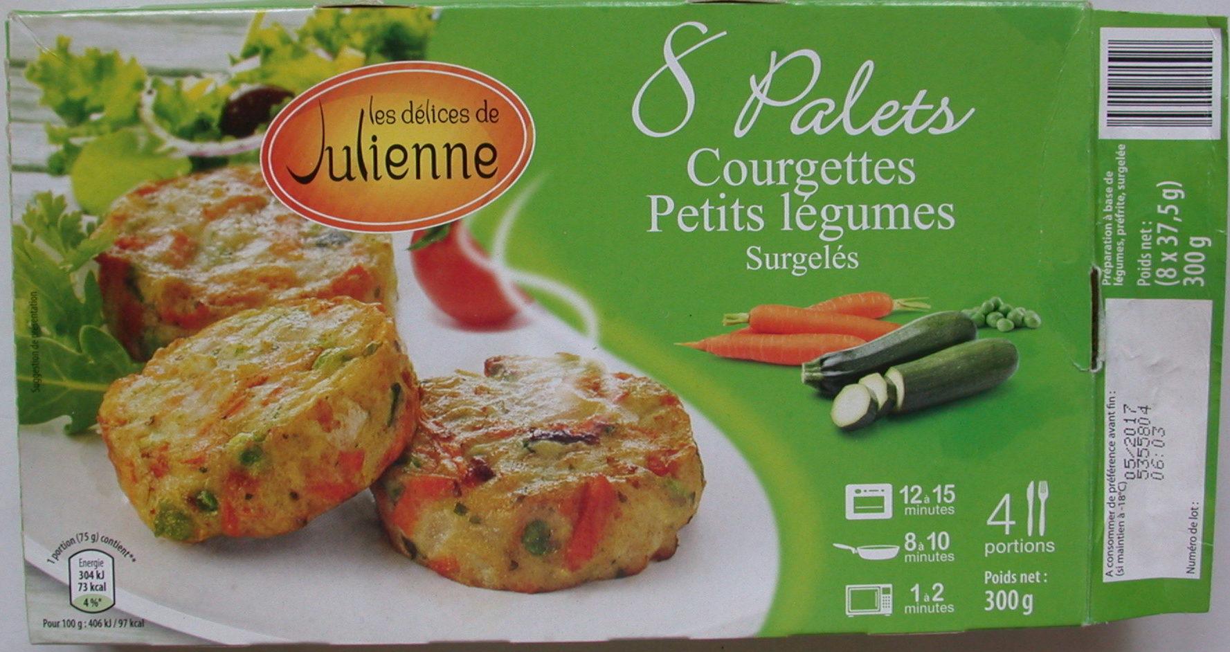 Palets poireaux carottes pommes de terre - Produit - fr