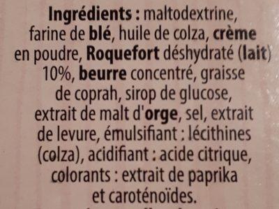 Mini crêpes fourrées - Ingredients