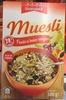 Muesli Fruits & Baies Rouges - Produit