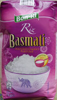 Riz Basmati - Produit - fr
