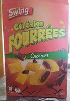 Céréales fourrées Chocolat - 产品 - fr