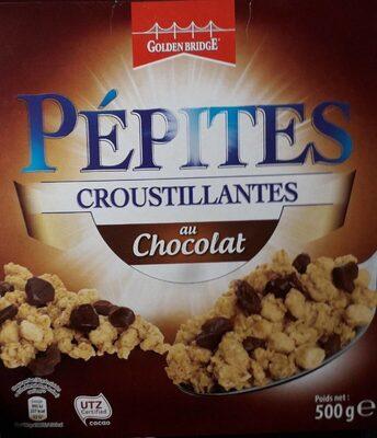Pépites Croustillantes au chocolat - Product
