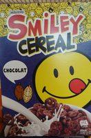 Smiley Cereal Chocolat - Produit