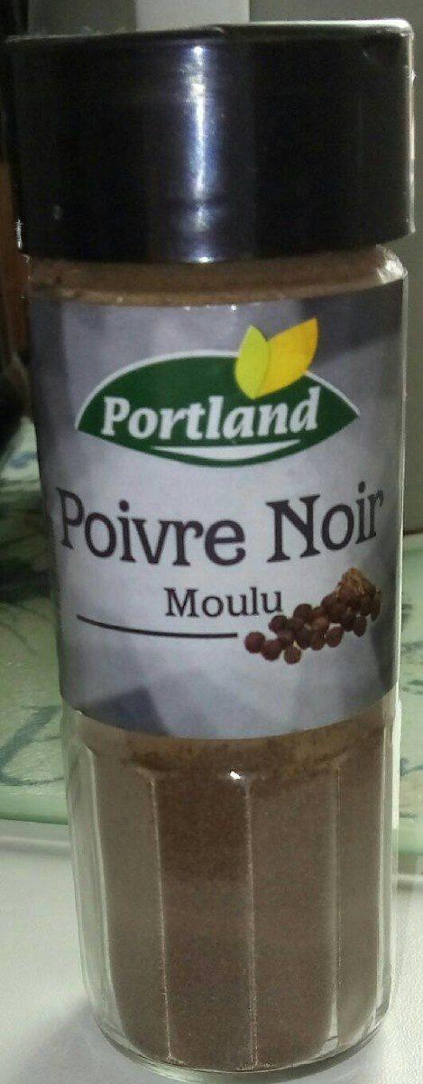 Poivre Noir moulu - Prodotto - fr