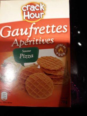 Gaufrettes Aperitives - Produit