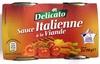 Sauce Italienne à la viande - Product