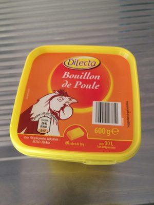 Bouillon de poule - Ingrediënten - fr