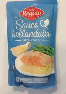 Sauce hollandaise - Product - fr