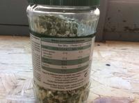 Assaisonnement pour salade - Voedingswaarden - fr