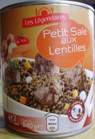 Petit Salé aux Lentilles - Product
