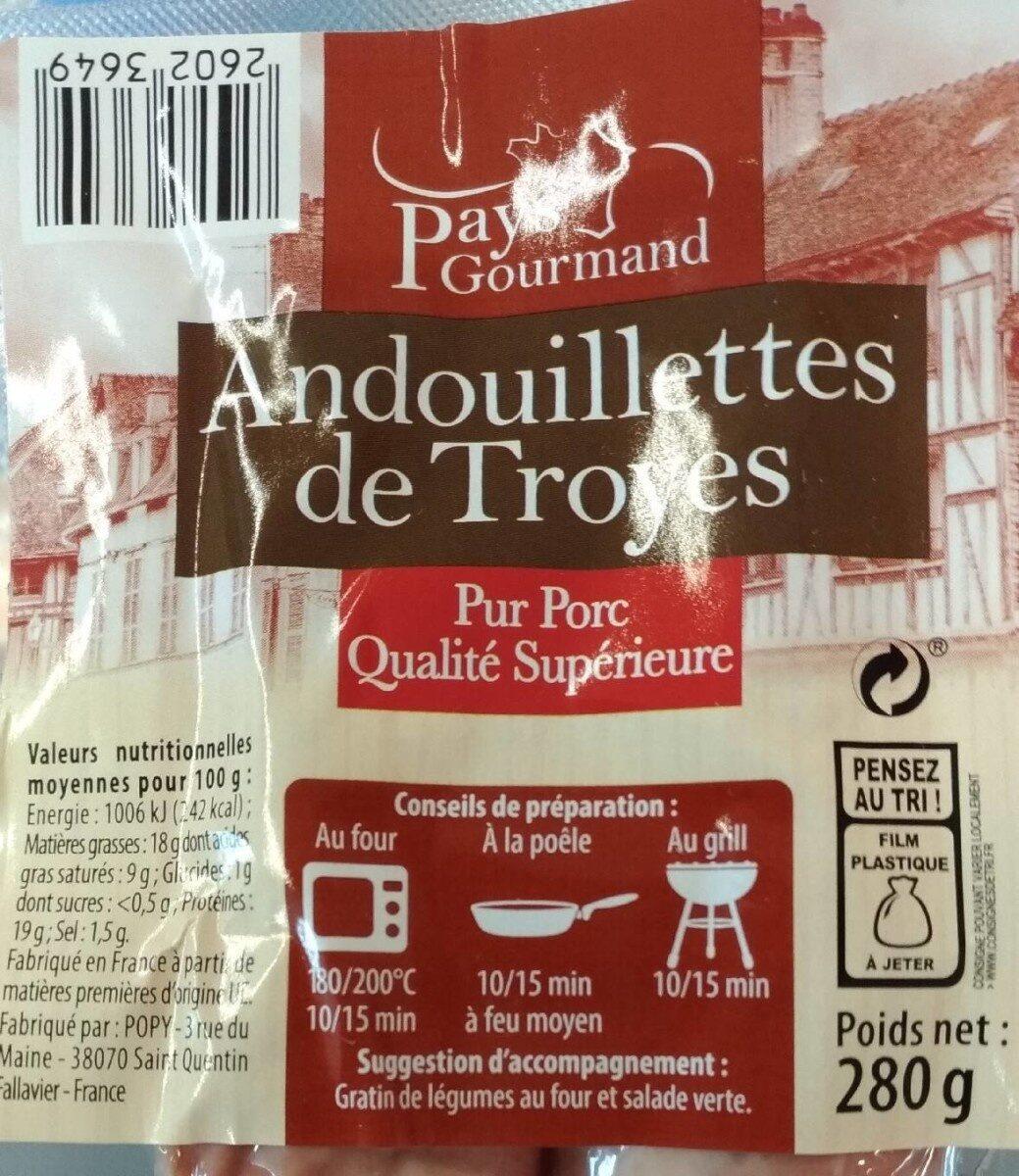 Andouillette de Troyes - Product - fr