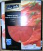 Saumon Sauvage Rouge du Pacifique Fumé - Produit