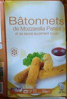 Médaillons de camemberts panés - Produit - fr
