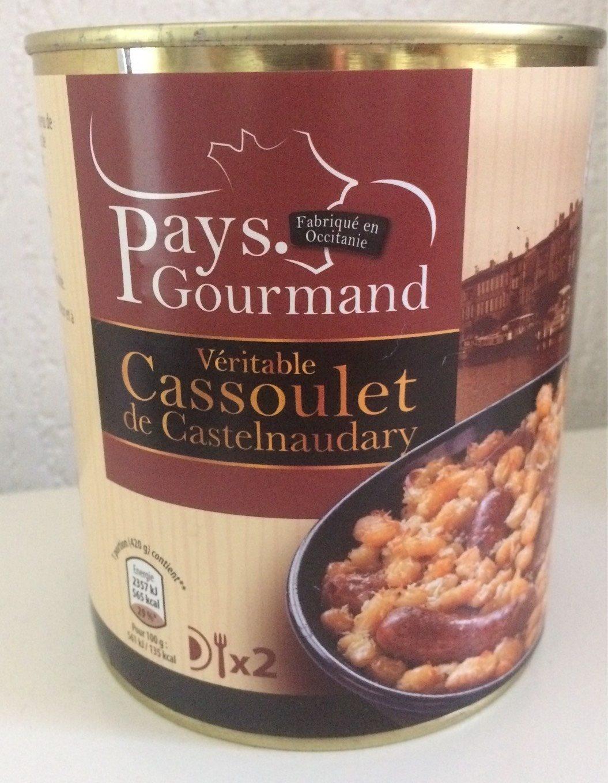 Cassoulet De Castelnaudary Aldi 840 G