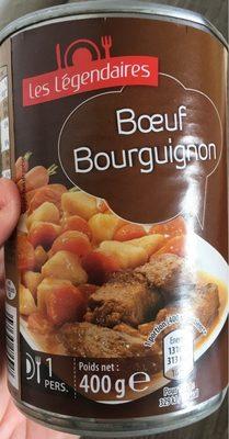 Bœuf Bourguignon - Product
