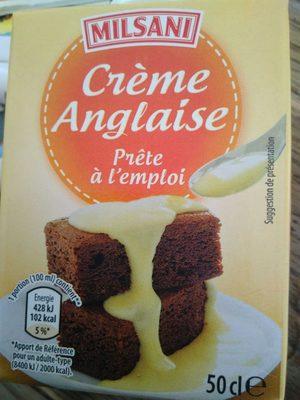 Crème anglaise - Product