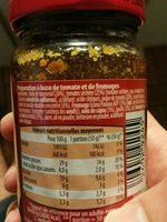 Pesto alla Genovese - Ingrédients