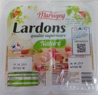 Lardons nature Qualité Supérieure - Produit - fr