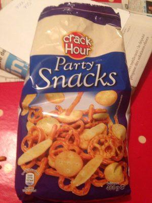 Party snacks - Produit - fr