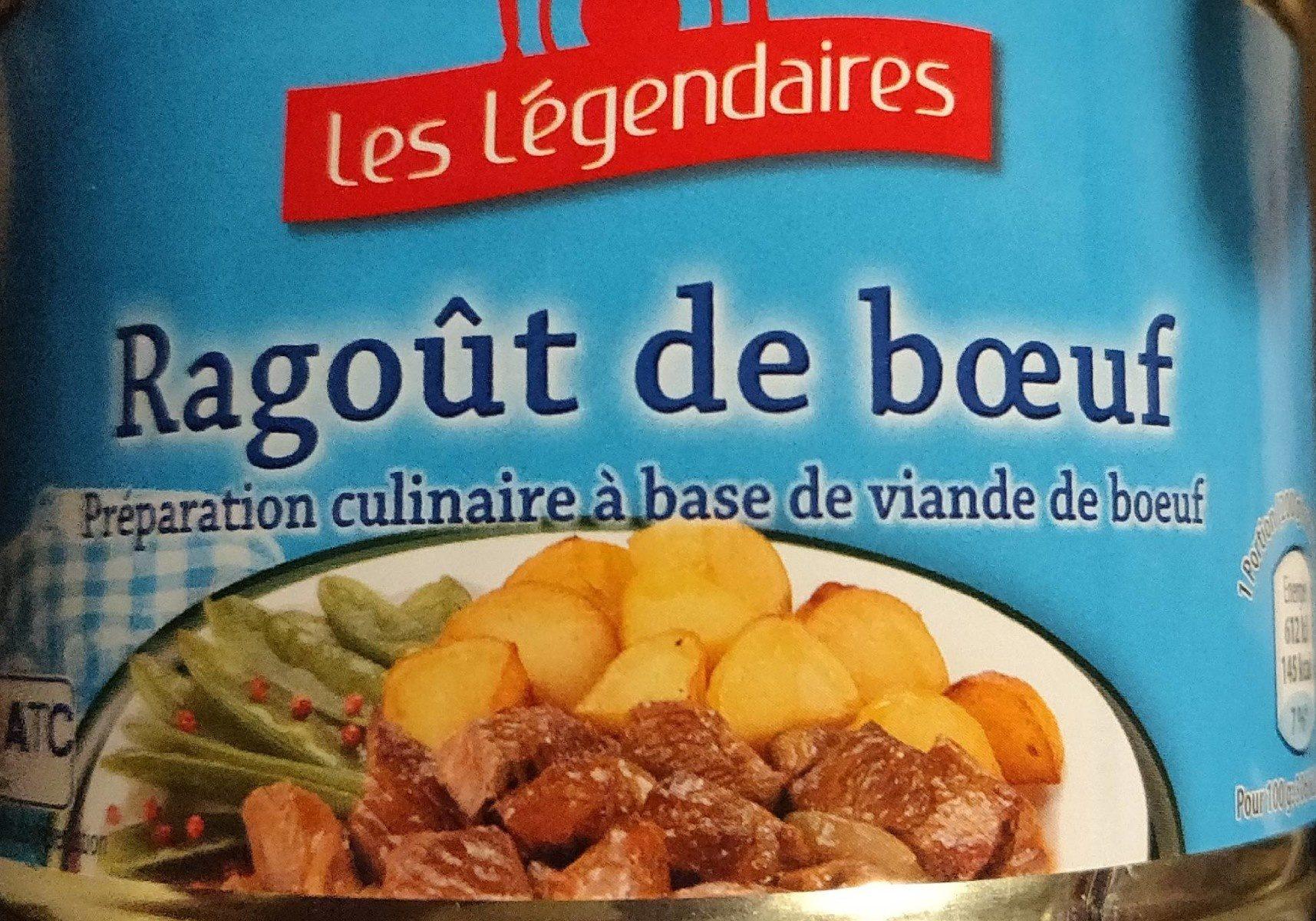 Ragoût de bœuf - Product