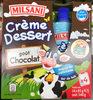 Crème dessert goût Vanille - Produit