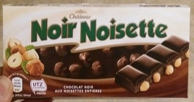 Noir noisette - Product