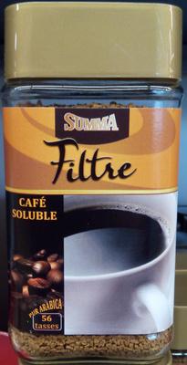 Summa filtre - Product
